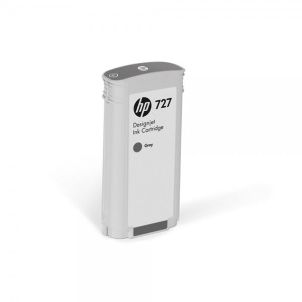 ORIGINAL HP Tintenpatrone grau B3P24A 727 130ml