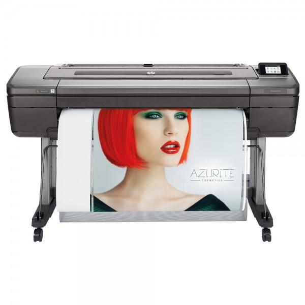 HP DesignJet Z9+ dr PS 44 Zoll Drucker mit Vertical Cutter