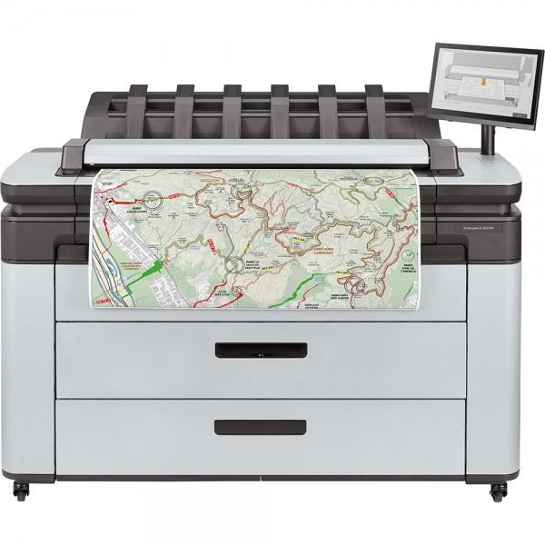 HP DesignJet XL 3600 MFP Produktionsdrucker 91,4 cm 36 Zoll 90 Tg. Garantie
