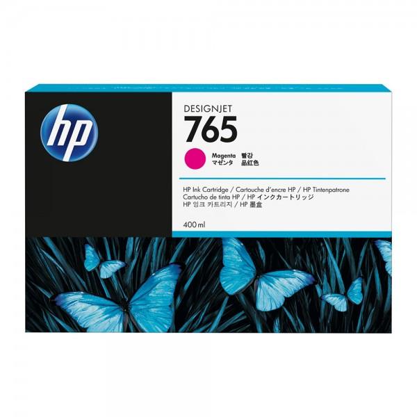 ORIGINAL HP Tintenpatrone magenta F9J51A 765 400ml