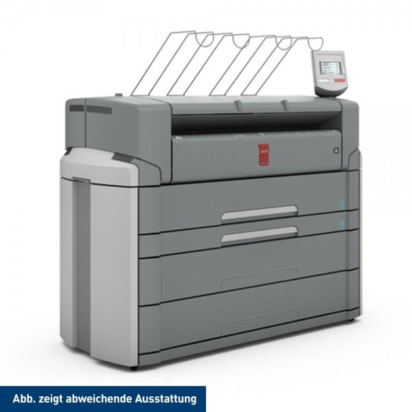 Océ PlotWave 750 Printer mit 4 Rollen 91,4 cm 36 Zoll