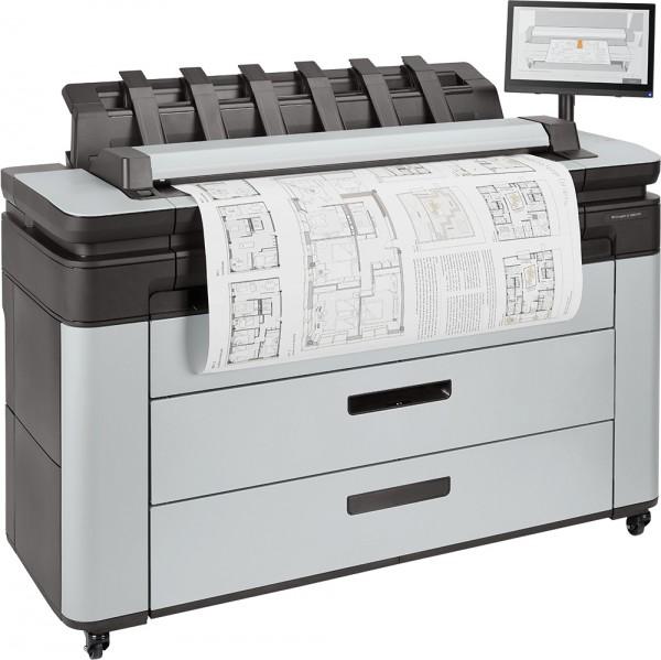 HP DesignJet XL 3600dr MFP Produktionsdrucker 91,4 cm 36 Zoll 2 Jahre Garantie
