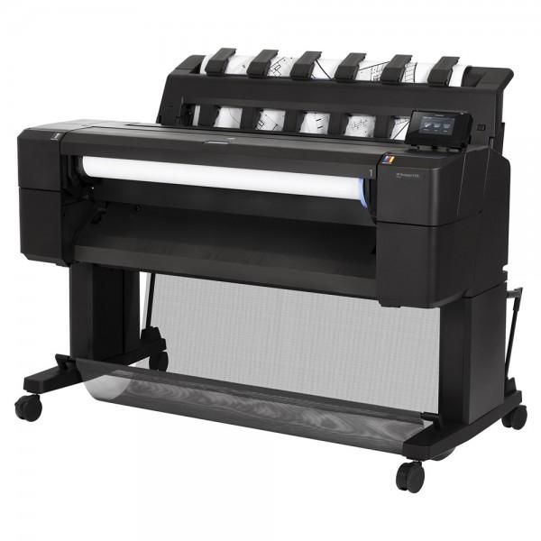 HP DesignJet T930 91,4 cm 36 Zoll Printer 1 Jahr Herstellergarantie