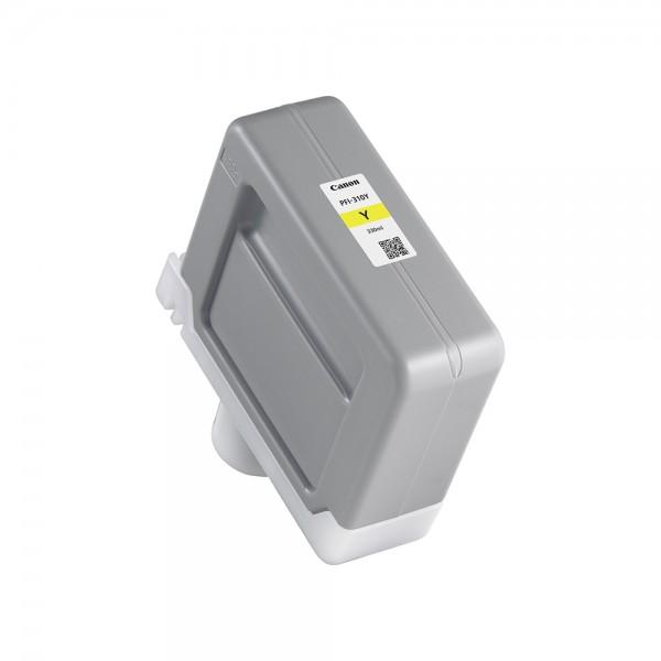 ORIGINAL Canon Tintenpatrone Gelb PFI-310y 2362C001 330ml