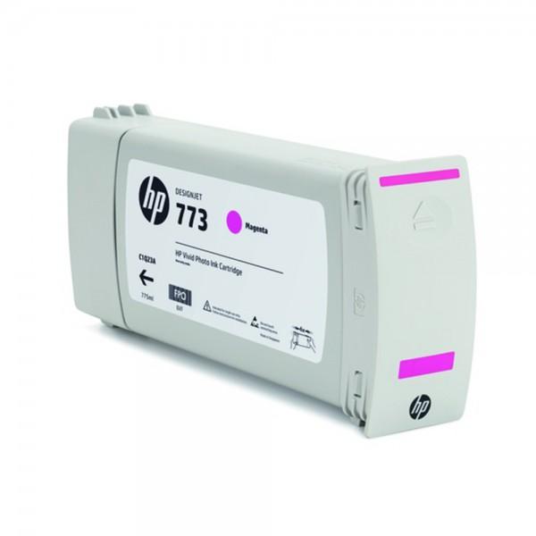 HP 773C HP 773C Magenta DesignJet Tintenpatrone, 775 ml