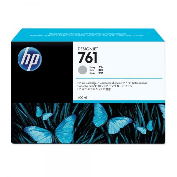 ORIGINAL HP Tintenpatrone grau CM995A 761 400ml