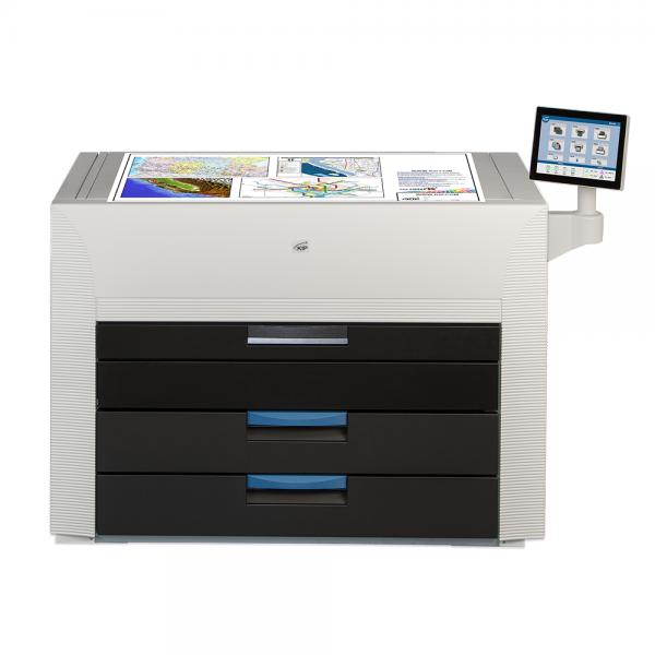 KIP 970 Hochleistungs Multitouch-Farbdrucksystem