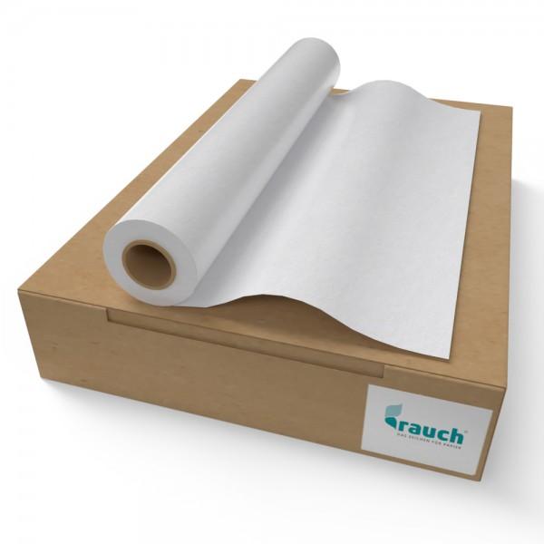 RAUCH | 91385 | CAD-Inkjetpapier superweiß | Grammatur: 80 g | Zoll: 24 | Breite: 610 mm | Länge: 50