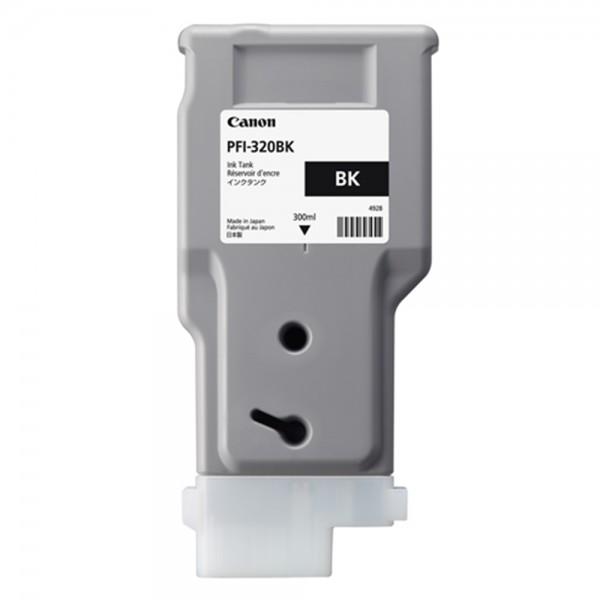 ORIGINAL Canon Tintenpatrone Schwarz PFI-320bk 2890C001 300ml