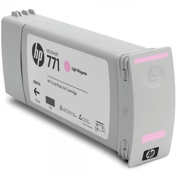 ORIGINAL HP Tintenpatrone magenta (hell) B6Y11A 771C 775ml