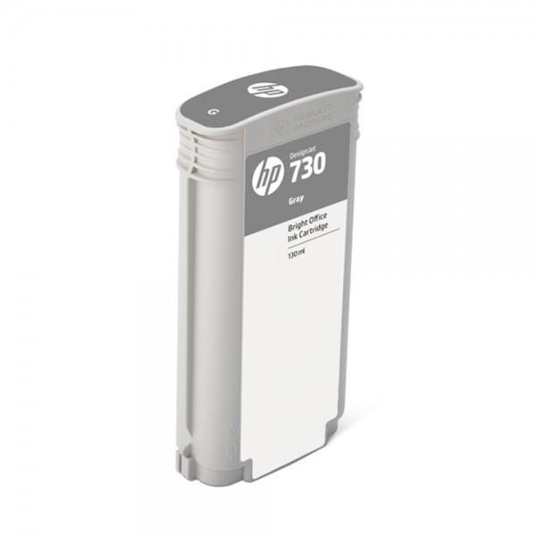 ORIGINAL HP Tintenpatrone Grau P2V66A 730 130ml