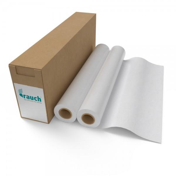 RAUCH | 91350 | CAD-Inkjetpapier hochweiß | Grammatur: 90 g | Zoll: 42 | Breite: 1067 mm | Länge: 50