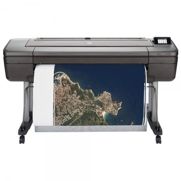 HP DesignJet Z6dr PS 44 Zoll Drucker mit Vertical Cutter