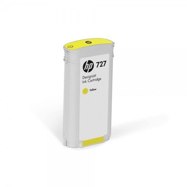 ORIGINAL HP Tintenpatrone gelb B3P21A 727 130ml
