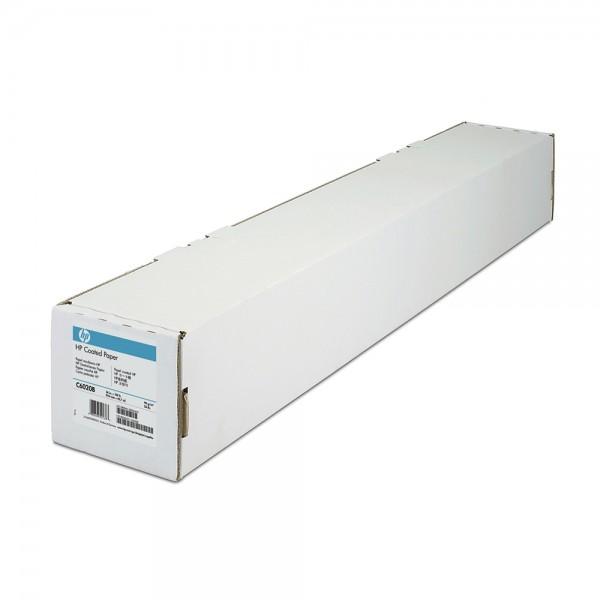 HP Plotterpapier 914mmx45m weiß HP C6020B 90g 36