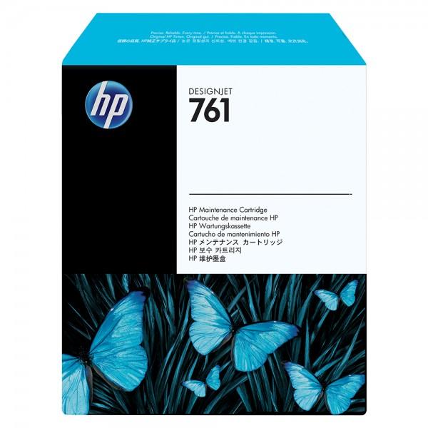 ORIGINAL HP Tintenpatrone farblos CH649A 761 Reinigungspatrone