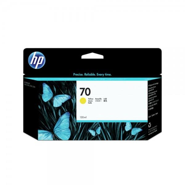 ORIGINAL HP Tintenpatrone gelb C9454A 70 130ml