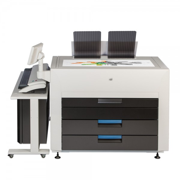 KIP 880 Multifunktions Produktions-Farbsystem mit 720 CIS Scanner