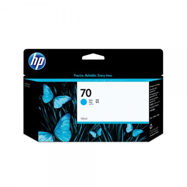 ORIGINAL HP Tintenpatrone cyan C9452A 70 130ml