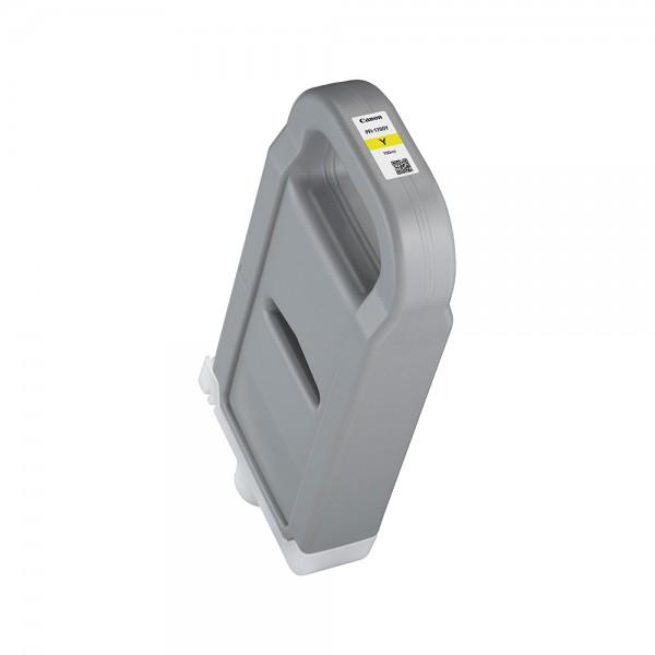 ORIGINAL Canon Tintenpatrone Gelb PFI-1700y 0778C001 700ml