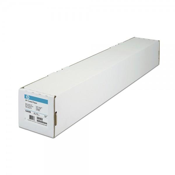 Plotterpapier 610mmx45m HP C6019B 90g 24