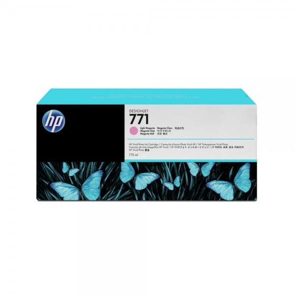 Original HP Tintenpatrone magenta hell (B6Y35A,771C,NO771C)