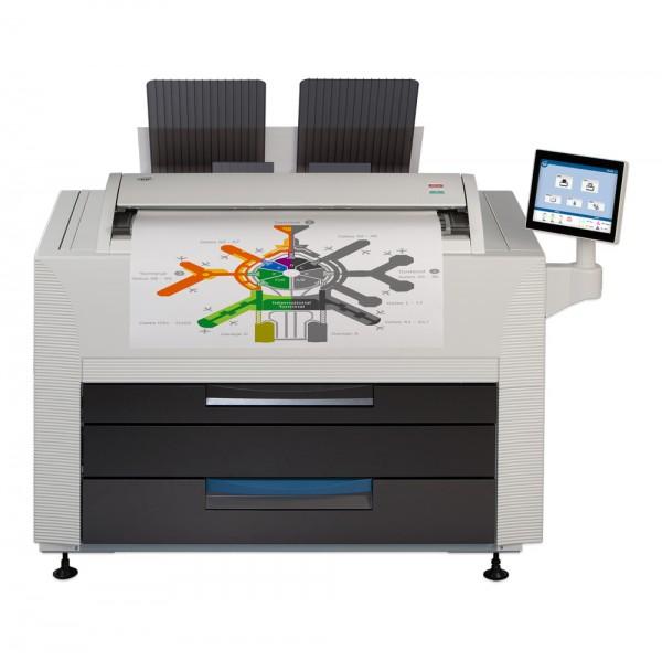 KIP 860 Multifunktions-Farbdrucksystem mit 720 CIS Scanner