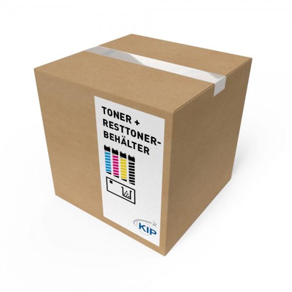 KIP 900 Serie Start-Up Toner für die Installation je 1 x 1.500 g (C,M,Y,K) + Resttonerbehälter