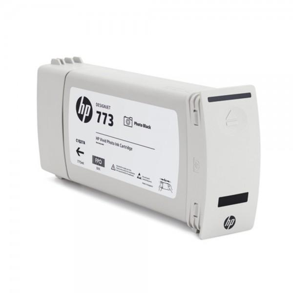 HP 773C Original Tinte foto schwarz Standardkapazität 775ml 1er-Pack