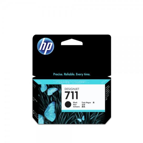 ORIGINAL HP Tintenpatrone schwarz CZ129A 711 38ml