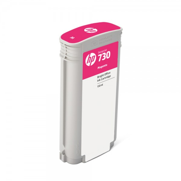 ORIGINAL HP Tintenpatrone Magenta P2V63A 730 130ml
