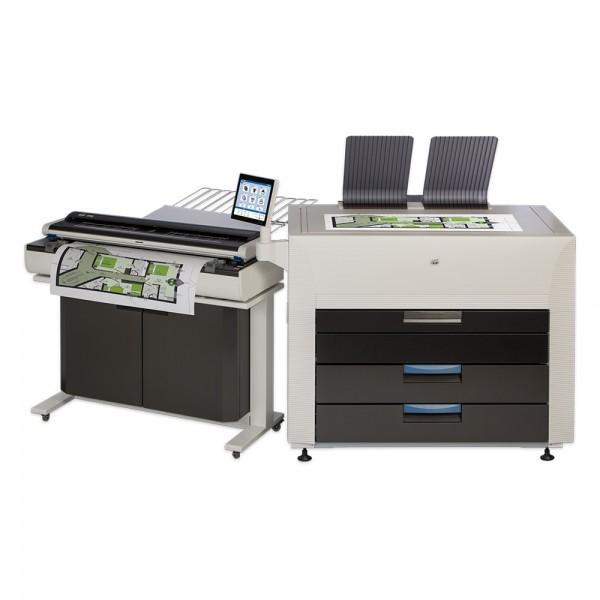 KIP 890 Multifunktions Produktions-Farbsystem mit 2300 CCD Scanner