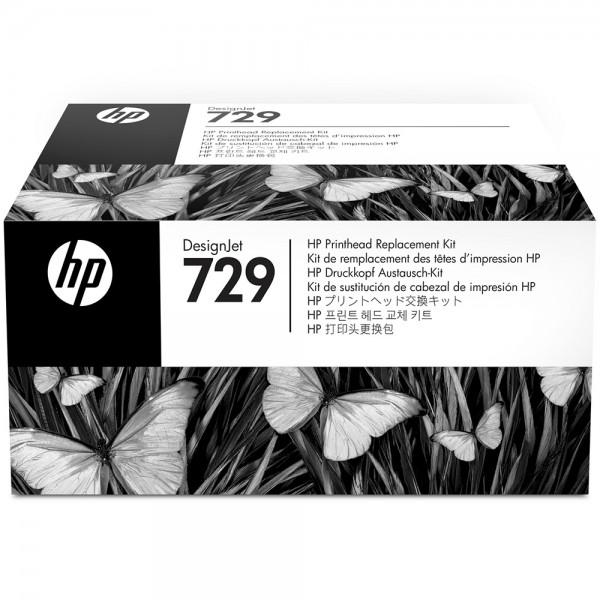 HP 729 DesignJet Druckkopfersatzkit (F9J81A)