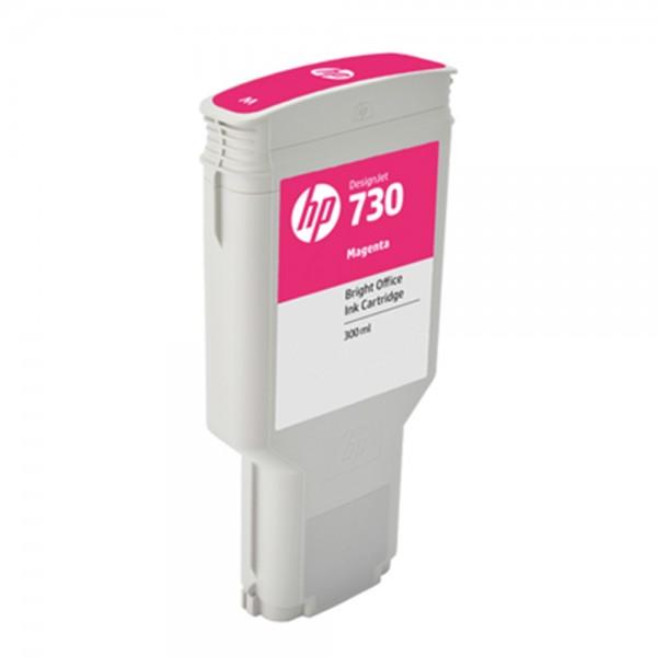 ORIGINAL HP Tintenpatrone Magenta P2V69A 730 300ml