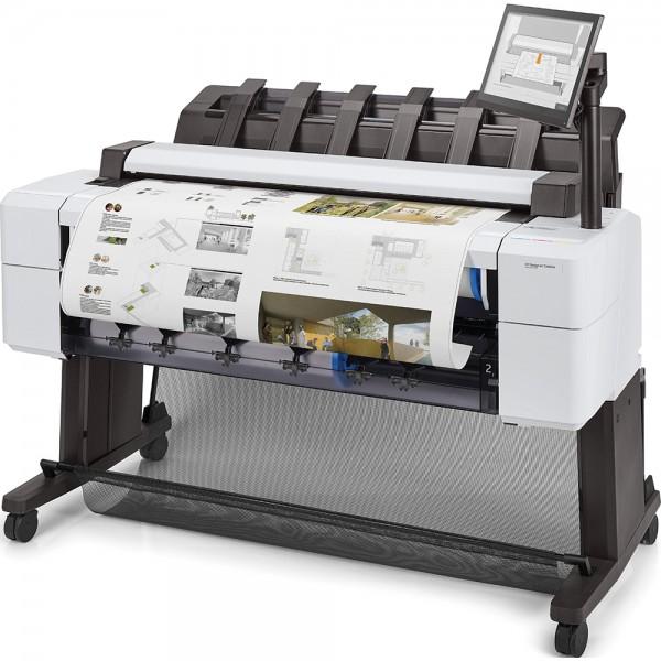 HP Designjet T2600dr PS MFP 91,4 cm 36 Zoll Drucker
