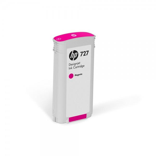 ORIGINAL HP Tintenpatrone magenta B3P20A 727 130ml