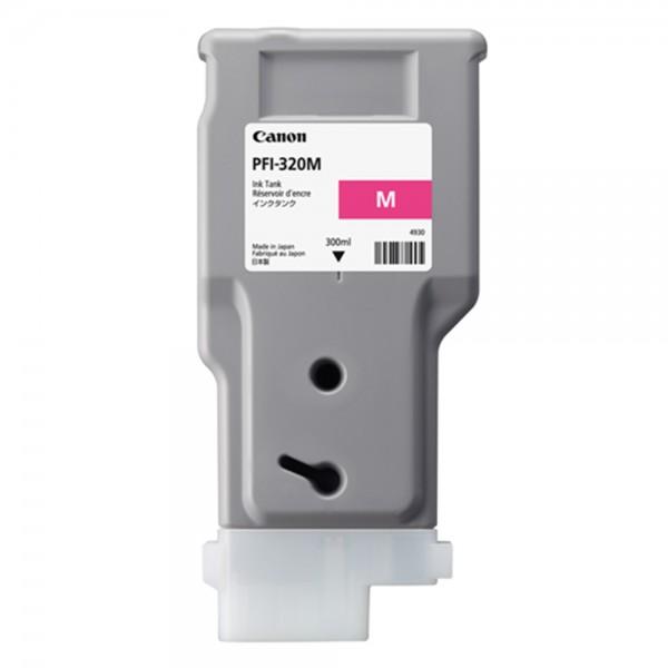 ORIGINAL Canon Tintenpatrone Magenta PFI-320m 2892C001 300ml