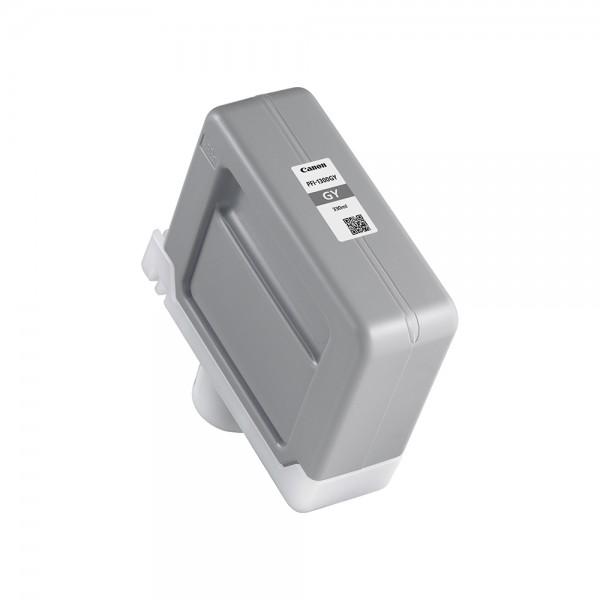 ORIGINAL Canon Tintenpatrone Grau PFI-1300gy 0817C001 330ml
