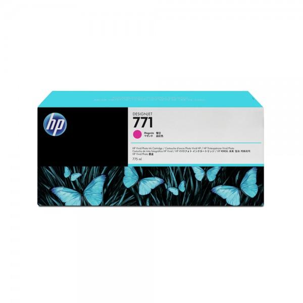 Original HP Tintenpatrone magenta (B6Y33A,771C,771CM,771CMAGENTA,NO771C,NO771CM,NO771CMAGENTA)