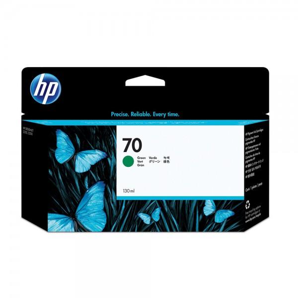 ORIGINAL HP Tintenpatrone grün C9457A 70 130ml