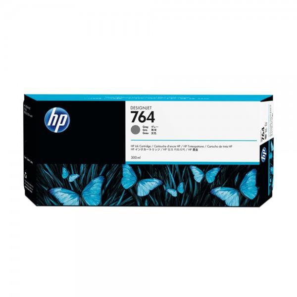 Original HP Tintenpatrone grau (C1Q18A,764,NO764)