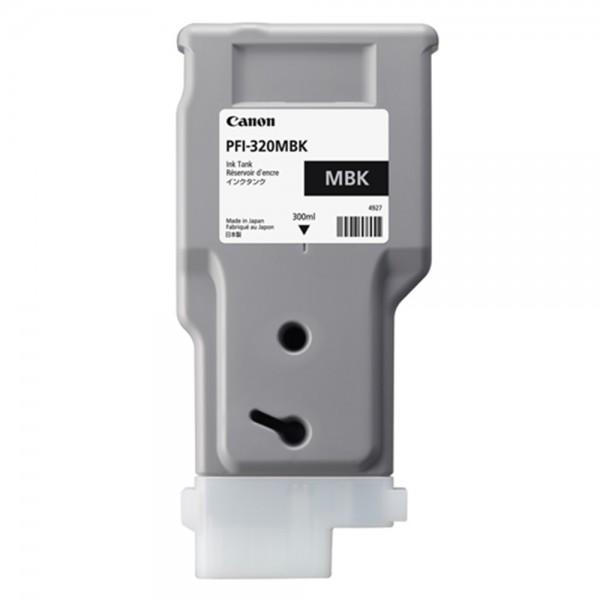 ORIGINAL Canon Tintenpatrone Schwarz (Matt) PFI-320mbk 2889C001 300ml