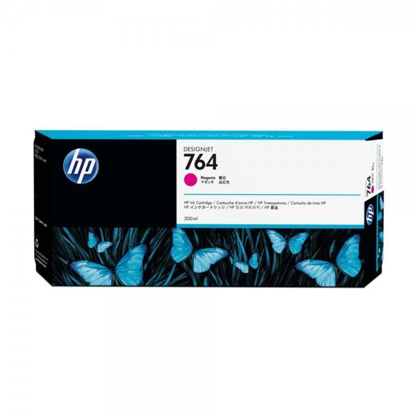 Original HP Tintenpatrone magenta (C1Q14A,764,764M,764MAGENTA,NO764,NO764M,NO764MAGENTA)