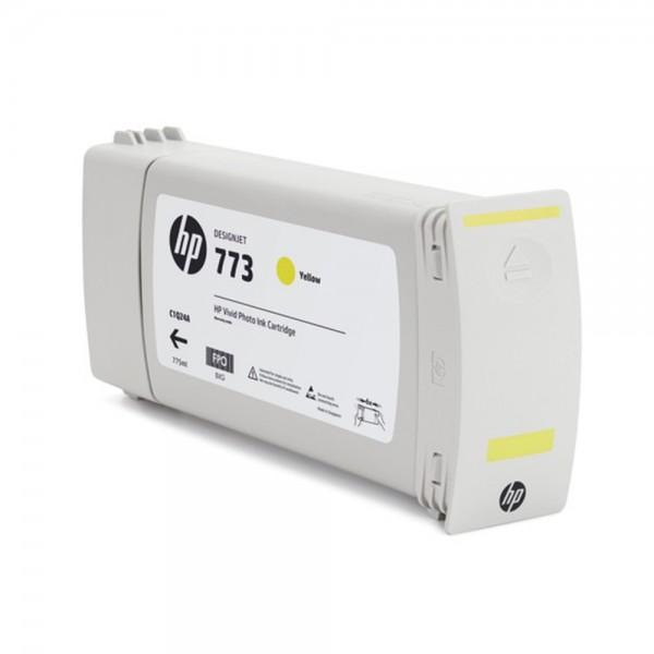 HP 773C Original Tinte gelb Standardkapazität 775ml 1er-Pack