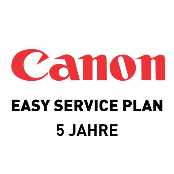 Canon Easy Service Plan - 5 Jahre Vor Ort Service - imagePROGRAF 44'' (111,76 cm) Pigment, 12 Farben