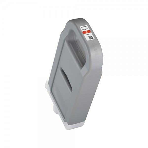 ORIGINAL Canon Tintenpatrone Rot PFI-1700r 0783C001 700ml