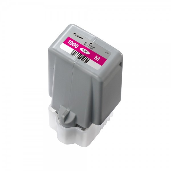 ORIGINAL Canon Tintenpatrone Magenta PFI-1000m 0548C001 80ml