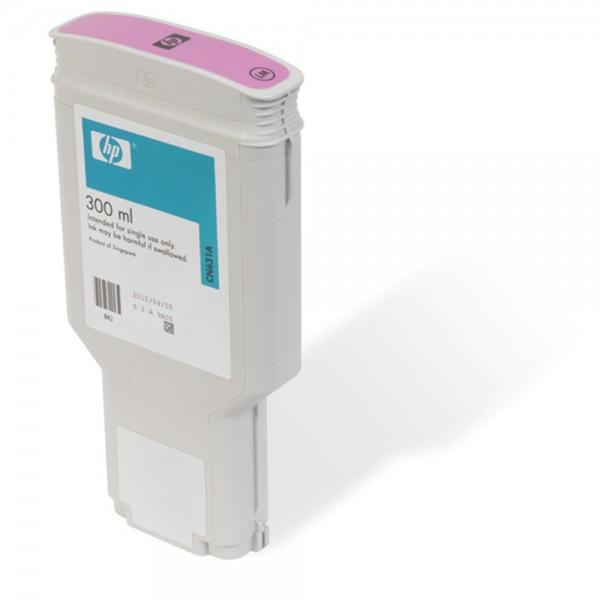 ORIGINAL HP Tintenpatrone magenta (hell) CN631A 772 300ml pigmentierte HP Vivera Tinte