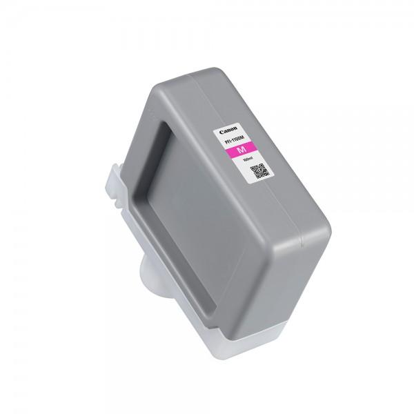 ORIGINAL Canon Tintenpatrone Magenta PFI-1100m 0852C001 160ml