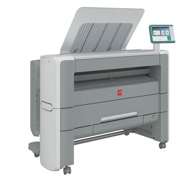 Océ PlotWave 345 Printer mit 2 Rollen 91,4 cm 36 Zoll